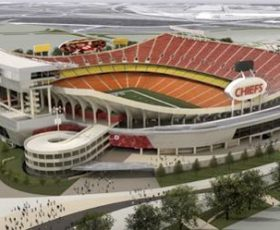 Kansas City Chiefs Stadium - KS