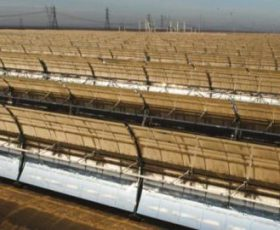 Mojave Solar Project - CA