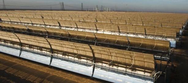 Mojave Solar Proj