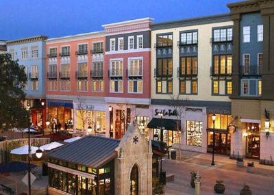 Santana Row-Retail