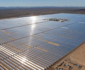 Arizona Solar Field - AZ