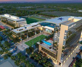 Dallas Cowboys Omni Hotel - TX