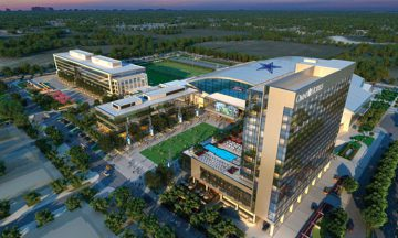 2018 Dallas Cowboys-Omni Hotel Project