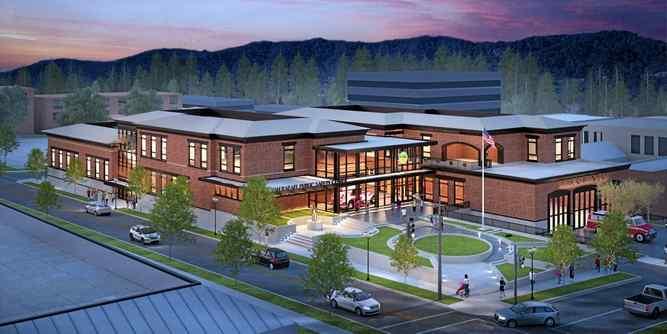 San Rafael Public Safety Center