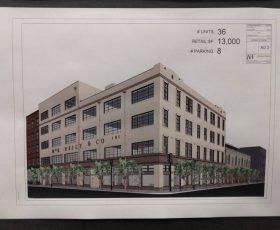 Gibbs Magazine Street Development - LA