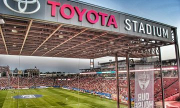 Toyota Stadium - San Francisco