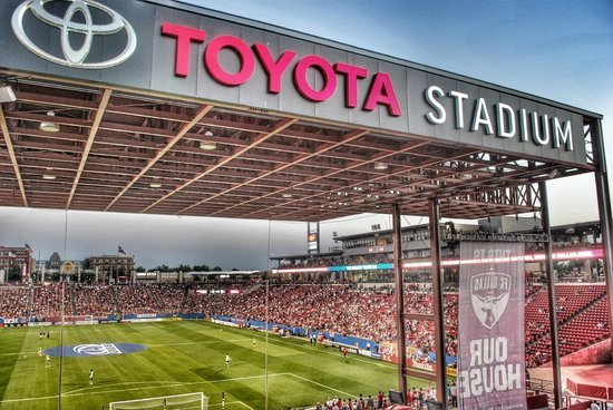 Toyota Stadium - San Francisco